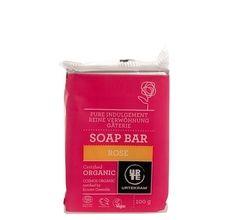 Urtekram růžové mýdlo BIO 100 g