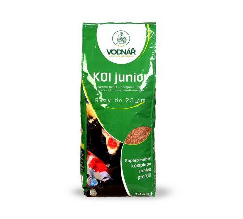 Vodnář Koi junior 4 kg