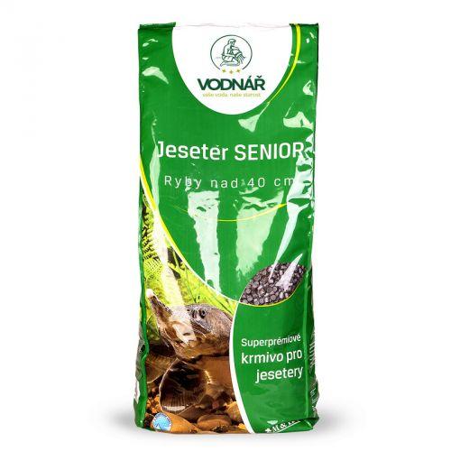 Vodnář JESETER SENIOR 4 kg