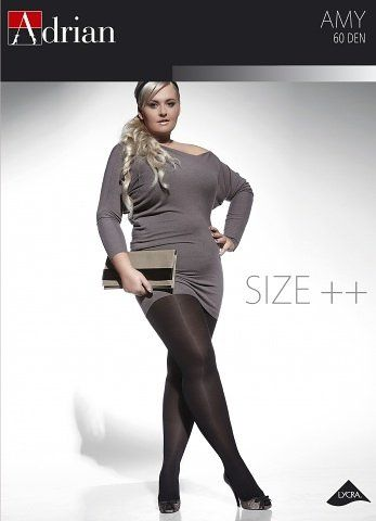 Adrian Amy Size++ 60 punčochové kalhoty