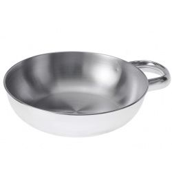 GSI Outdoors Glacier stainless bowl w/handle cena od 332 Kč