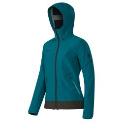 Mammut Runje SO Hooded Jacket Women bunda cena od 4 041 Kč