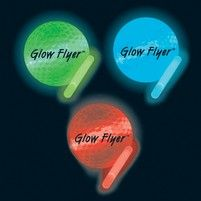 Masters Glow Flyer Ball svítící golfové míče