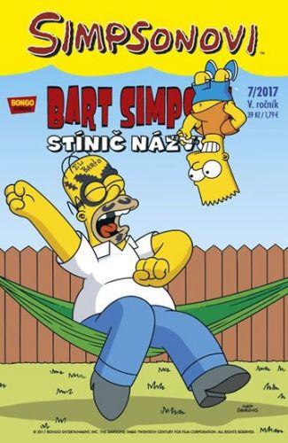 Matt Groening: Bart Simpson 2017/7: Stínič názvu cena od 28 Kč