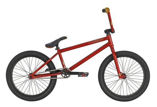 KINK BMX KINK Liberty Brakeless Red kolo