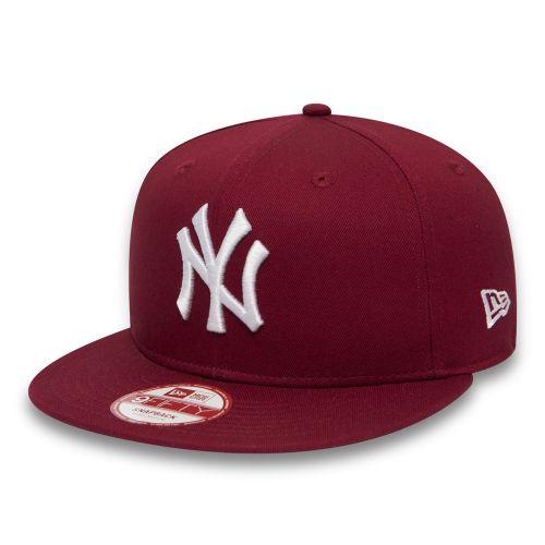 New Era 9fifty League Essential MLB New York Yankees Cardinal kšiltovka cena od 0 Kč