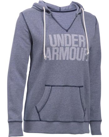 Under Armour Favorite Fleece Hoodie Carbon Heather mikina