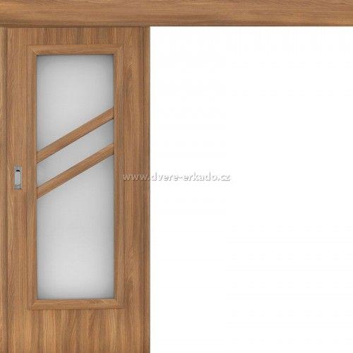 ERKADO Posuvné dveře na stěnu TOP