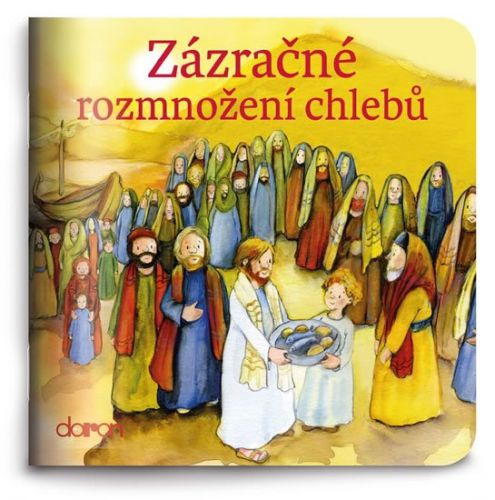 Zázračné rozmnožení chlebů cena od 28 Kč
