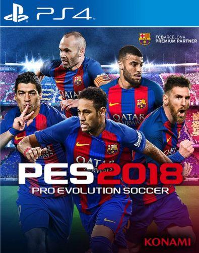 Pro Evolution Soccer 2018 pro PS4 cena od 1189 Kč