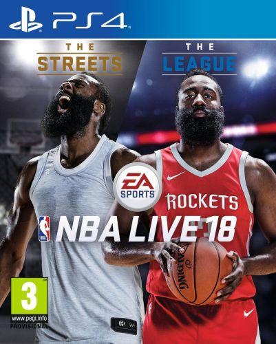 NBA Live 18 pro PS4 cena od 899 Kč