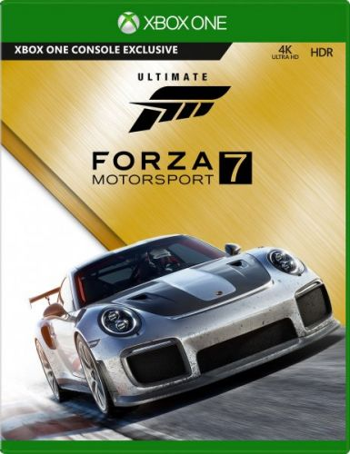 Forza Motorsport 7 Ultimate Edition pro Xbox One