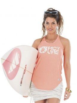 Picture Basement Top Surfer tílko