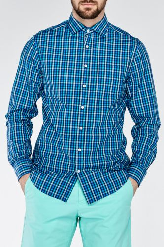 GANT ROYAL OXFORD GINGHAM REGULAR SPREAD košile