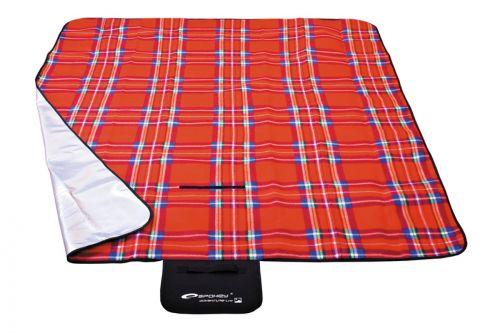SPOKEY Tartan Pikniková deka