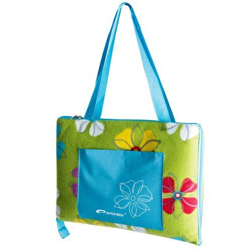 SPOKEY Flowers Piknikniková deka