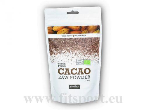 Purasana Cacao Powder BIO 200 g