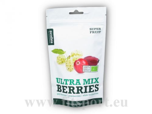 Purasana Ultra Mix Berries BIO 250 g