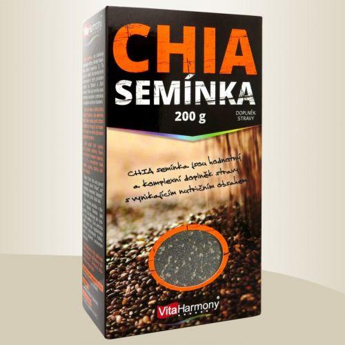 Vita Harmony Chia semínka 200 g