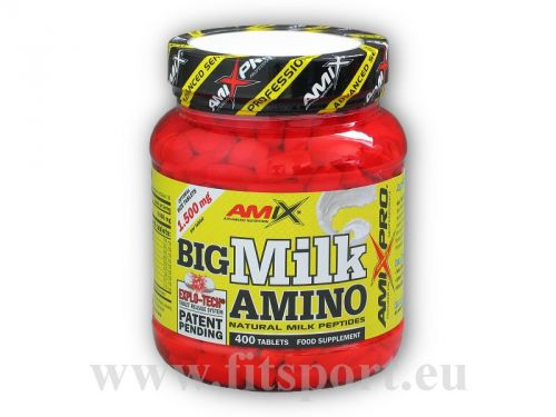 Amix Pro Series Big Milk Amino 400 tablet