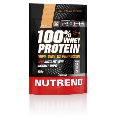 Nutrend 100% Whey Protein čokoláda-kakao 500 g