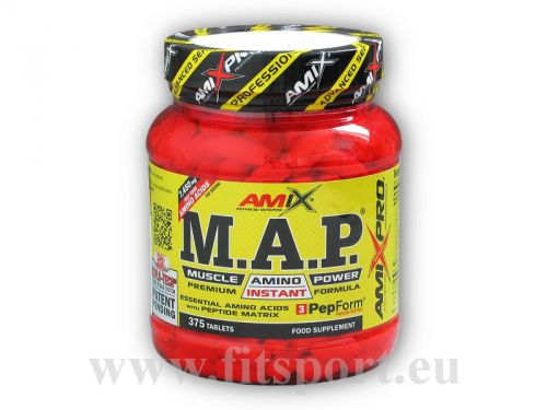 Amix Pro Series M.A.P. Muscle Amino Power 375 tablet
