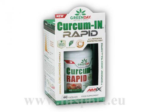 Amix Curcum-IN Rapid 60 kapslí