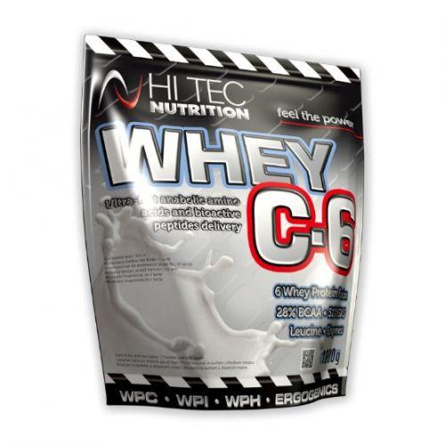 Hi Tec Nutrition Whey C6 CFM 100% Whey 1000 g