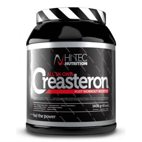 Hi Tec Nutrition Creasteron upgrade 1408 g + 32 kapslí