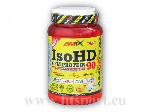 Amix Pro Series IsoHD 90 CFM Protein 800 g