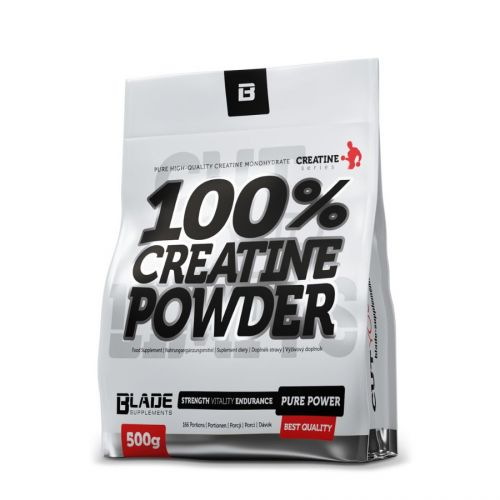 Hi Tec Nutrition BS Blade 100% Creatine Powder 500 g