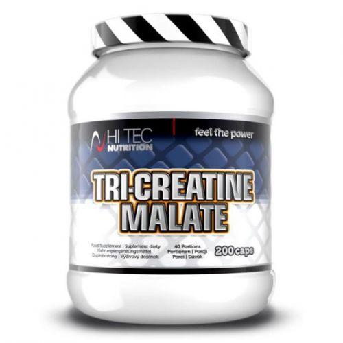 Hi Tec Nutrition Tri Creatine Malate 200 kapslí