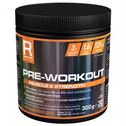 Reflex Nutrition Pre-Workout 300 g