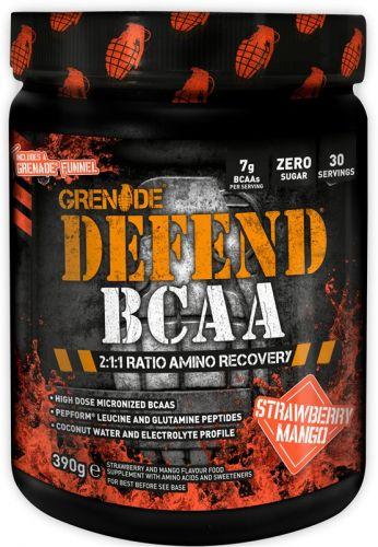 Grenade Defend BCAA jahoda-mango 390 g