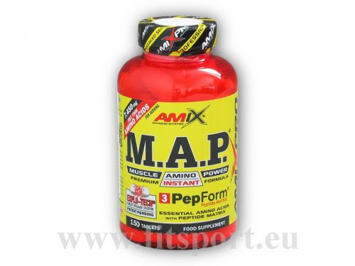 Amix Pro Series M.A.P. Muscle Amino Power 150 tablet