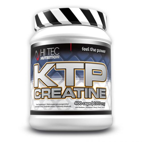 Hi Tec Nutrition KTP Creatine 400 kapslí