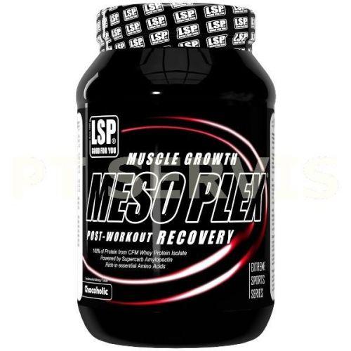 LSP Nutrition Meso Plex high protein gainer čokoláda 1000 g