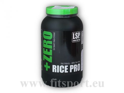 LSP zero + Zero Rice pro 1000 g