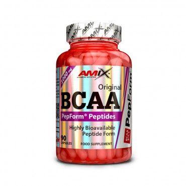 Amix BCAA Peptide PepForm 90 kapslí