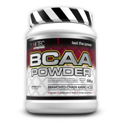 Hi Tec Nutrition BCAA powder citron 500 g
