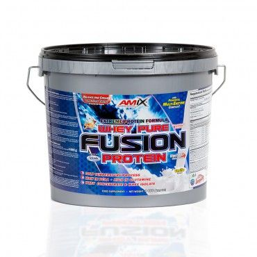Amix Whey Pure Fusion Protein cookies cream 4000 g