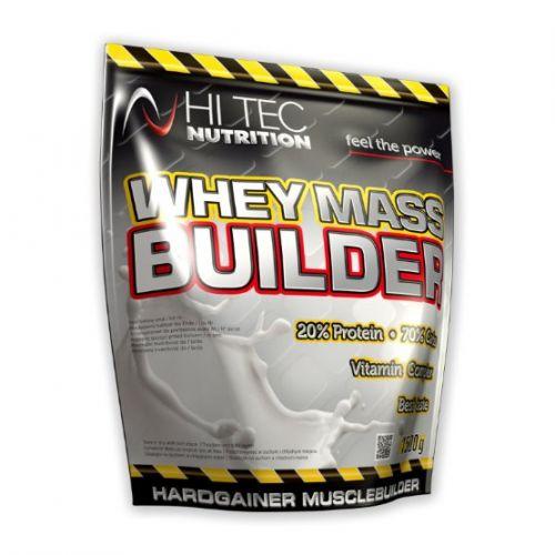 Hi Tec Nutrition Whey Mass Builder banán 1500 g