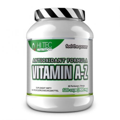 Hi Tec Nutrition Vitamin A-Z antioxidant 900 mg 120 tablet