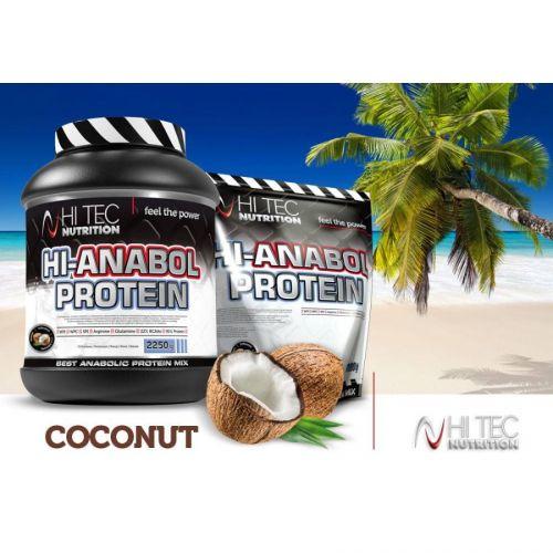 Hi Tec Nutrition Hi Anabol Protein banán 2250 g