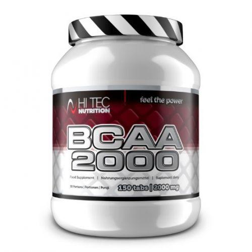Hi Tec Nutrition Bcaa 2000 150 tablet
