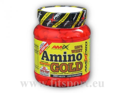 Amix Pro Series Whey Amino Gold 360 tablet