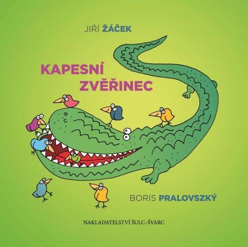 Jiří Žáček: Kapesní zvěřinec cena od 73 Kč