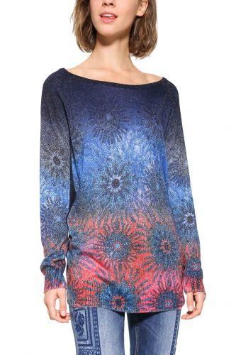 Desigual Basic Carlin svetr