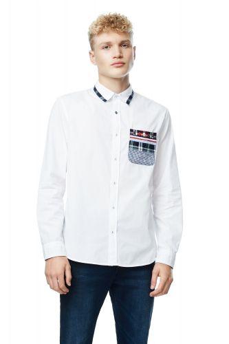 Desigual Oriol košile - Srovname.cz 68b7bf4fdd