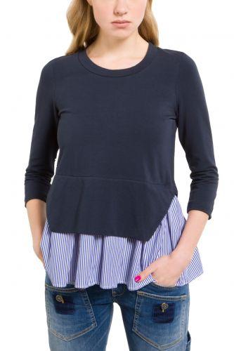 Fornarina Aura Indigo Sweater mikina